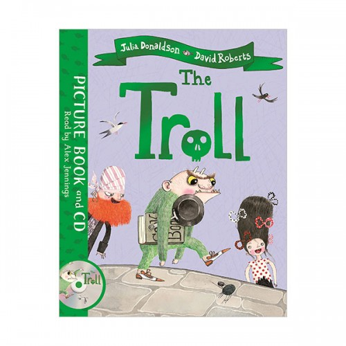 The Troll (Paperback & CD, 영국판)
