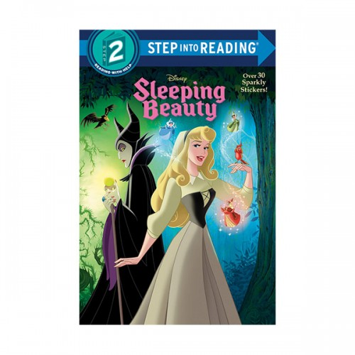 Step into Reading Level 2 : Disney Princess : Sleeping Beauty (Paperback)
