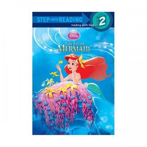 Step into Reading Step 2 : Disney Princess : The Little Mermaid (Paperback)