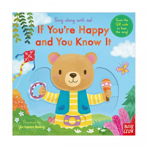 Sing Along With Me : If You're Happy and You Know It (Board book, 영국판)