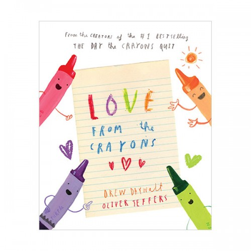 Love from the Crayons (Hardcover, 영국판)