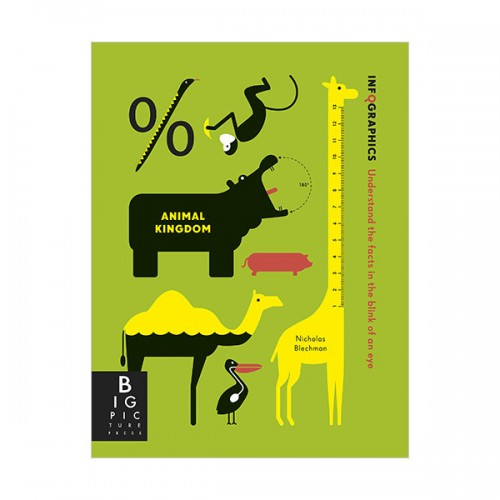 Infographics : Animal Kingdom (Paperback, 영국판)