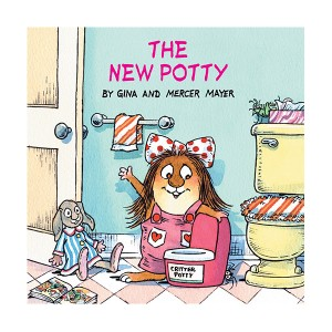 Little Critter Series : New Potty (Paperback)