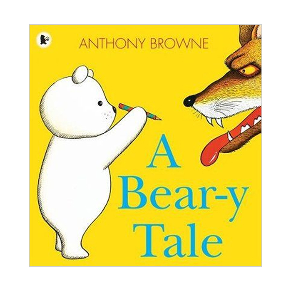 Anthony Browne : Bear-y Tale (paperback)