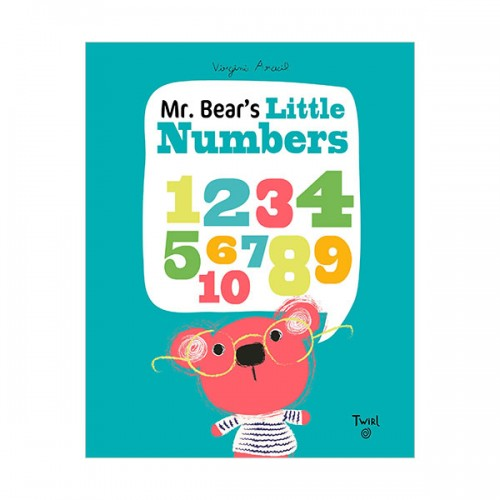 Mr. Bear's Little Numbers (Hardcover)