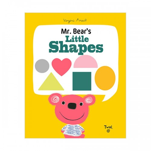 Mr. Bear's Little Shapes (Hardcover)