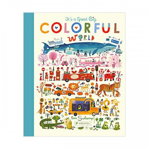 It's a Great, Big Colorful World (Hardcover)
