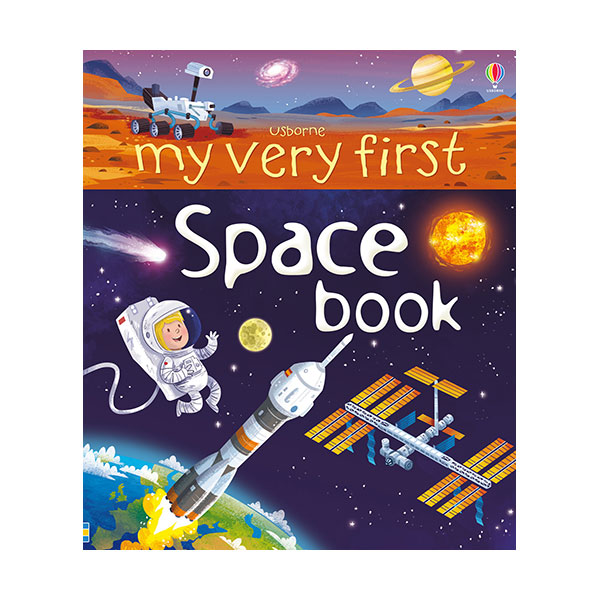 My Very First Book of Space (Board book, 영국판)