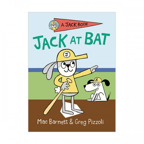 A Jack Book #03 : Jack at Bat (Hardcover)
