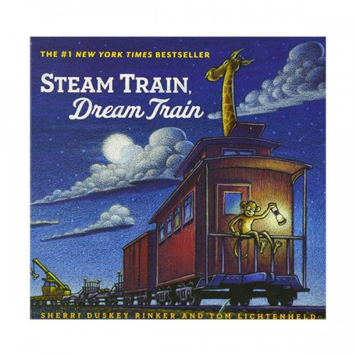 Steam Train, Dream Train (Board book)