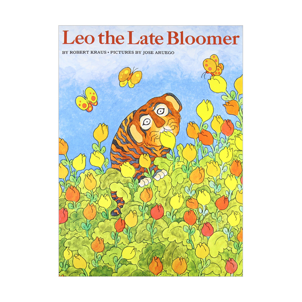 Leo the Late Bloomer (Paperback)
