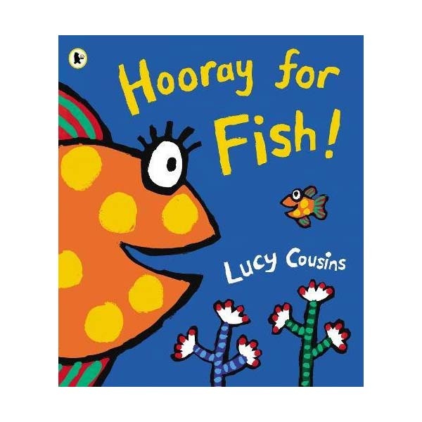 [가격인하] Hooray for Fish! (Paperback, 영국판)