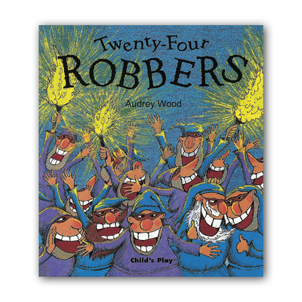 Child's Play Library : Twenty-Four Robbers (Paperback)
