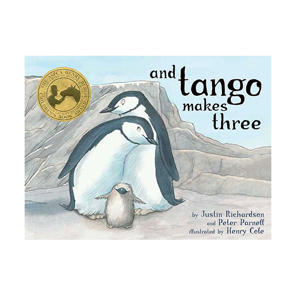 And Tango Makes Three (Paperback&CD)
