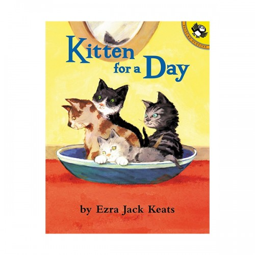 Ezra Jack Keats : Kitten for a Day (Paperback)
