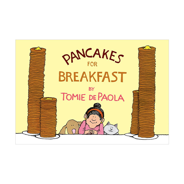 ★북슐랭★Pancakes for Breakfast (Paperback)