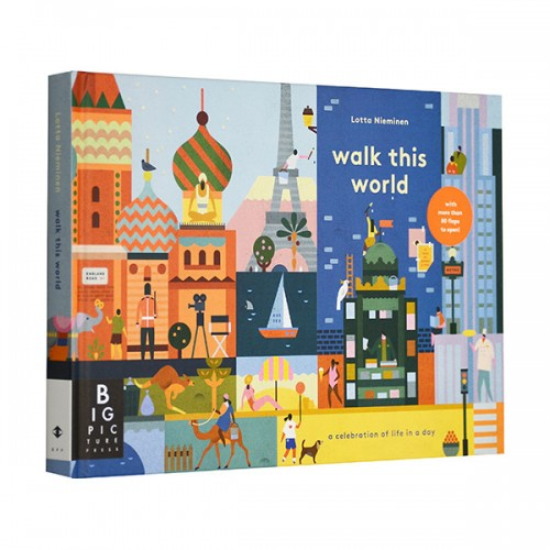 Walk This World (Hardcover)
