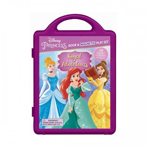 Disney Princess Royal Adventures : Magnetic Play Set
