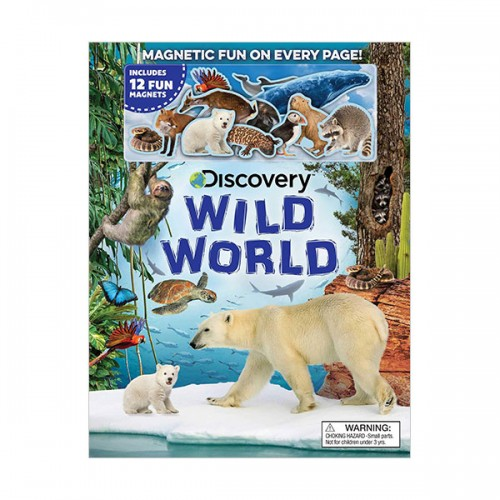 Discovery : Wild World (Hardcover)