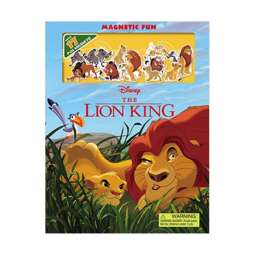 Disney The Lion King Magnetic Fun (Hardcover)