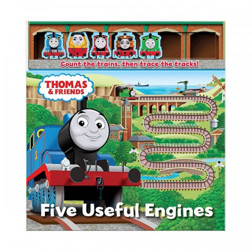 Thomas & Friends : Five Useful Engines (Board book)