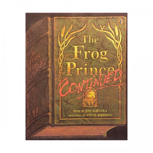 The Frog Prince, Continued (Paperback)
