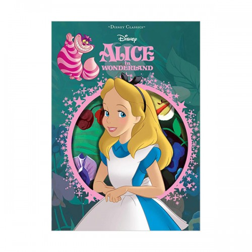 Disney Classics : Alice in Wonderland (Hardcover)