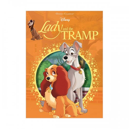 Disney Classics : Lady and the Tramp (Hardcover)