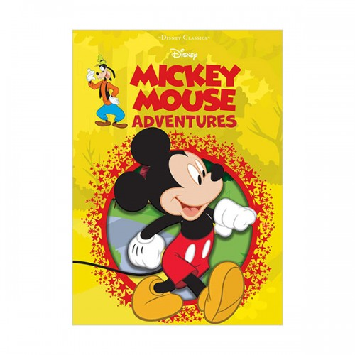 Disney Classics : Disney Mickey Mouse Adventures (Hardcover)