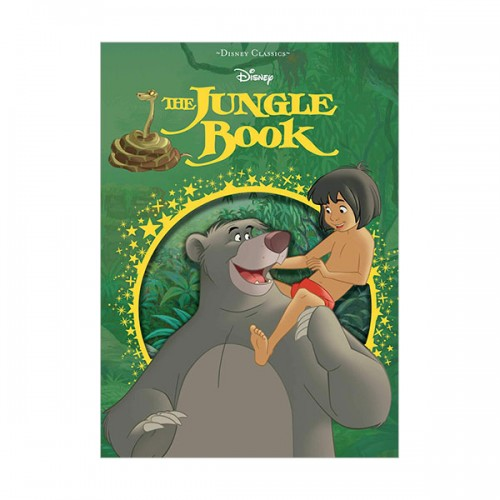Disney Classics : Disney The Jungle Book (Hardcover)