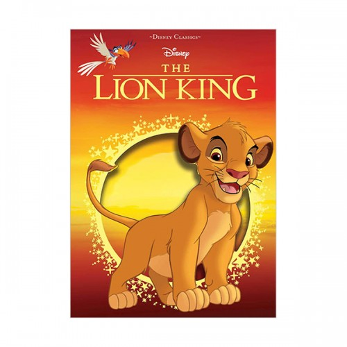 Disney Classics : Disney The Lion King (Hardcover)