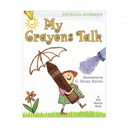 My Crayons Talk (Paperback)