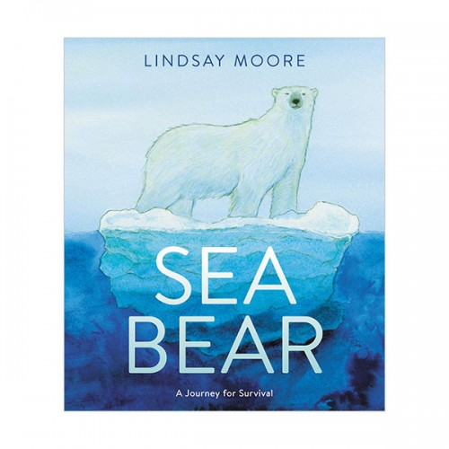 Sea Bear : A Journey for Survival (Hardcover)