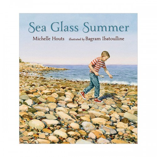 Sea Glass Summer (Hardcover)