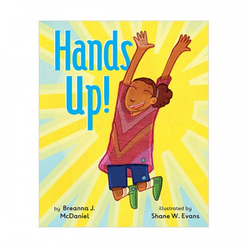 Hands Up! (Hardcover)