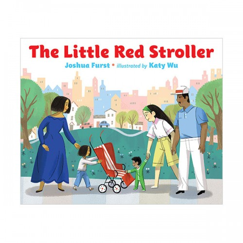 The Little Red Stroller (Hardcover)