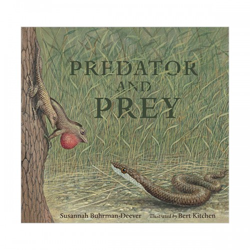 Predator and Prey : A Conversation in Verse (Hardcover)