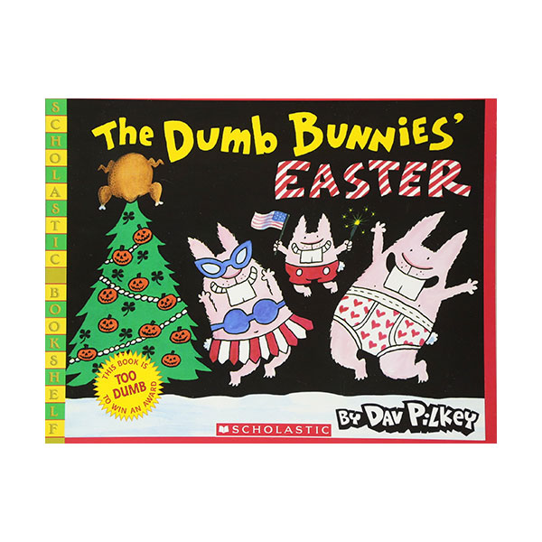 The Dumb Bunnies' Easter (Paperback)