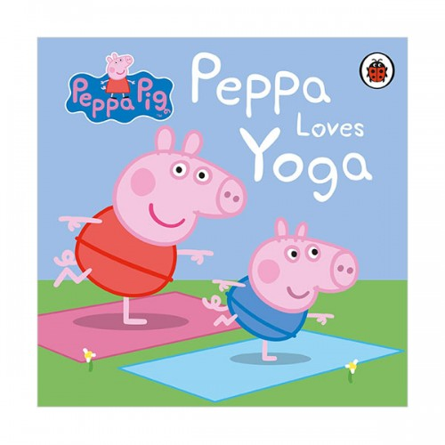Peppa Pig : Peppa Loves Yoga (Board book, 영국판)