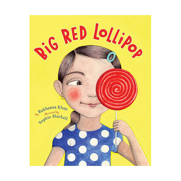 Big Red Lollipop (Hardcover)