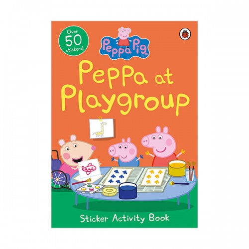 Peppa Pig : Peppa at Playgroup Sticker Activity Book (Paperback, 영국판)
