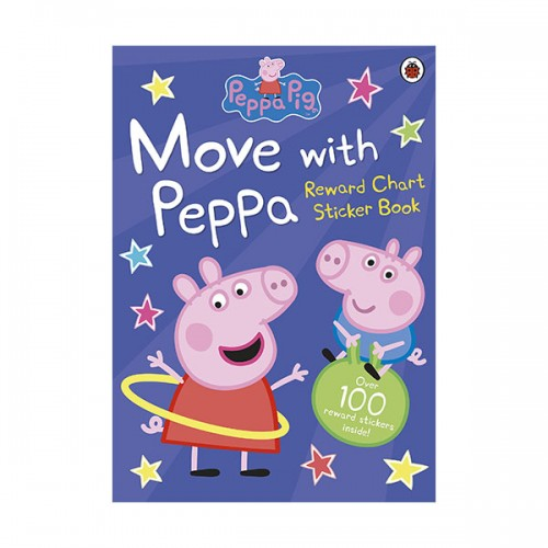 Peppa Pig : Move with Peppa Sticker Book (Paperback, 영국판)