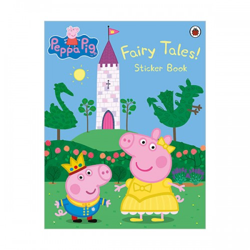Peppa Pig : Fairy Tales! Sticker Book (Paperback, 영국판)