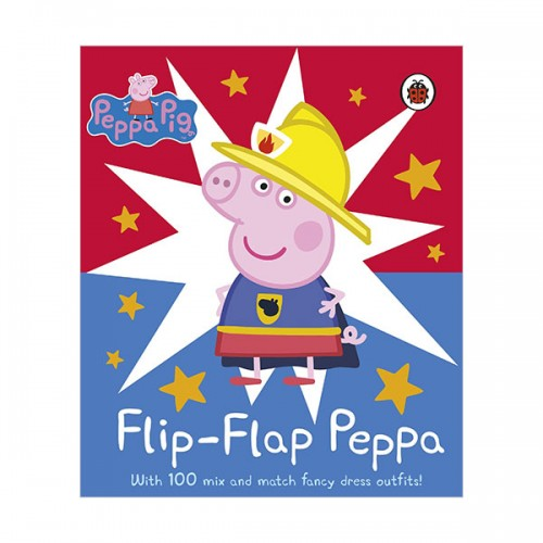 Peppa Pig : Flip-Flap Peppa (Board book, 영국판)