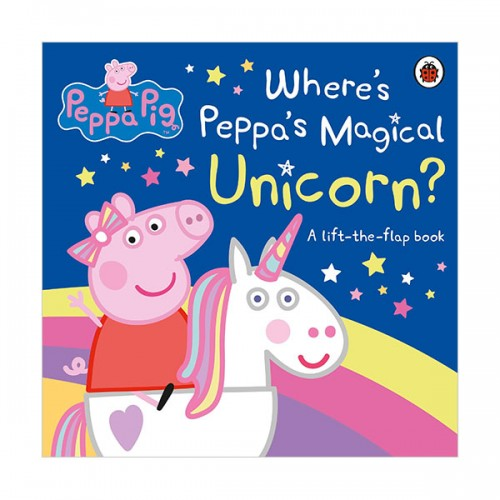 Peppa Pig : Where's Peppa's Magical Unicorn? (Board book, 영국판)