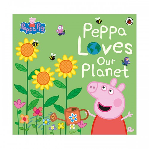 ★키즈코믹콘★Peppa Pig : Peppa Loves Our Planet (Paperback, 영국판)