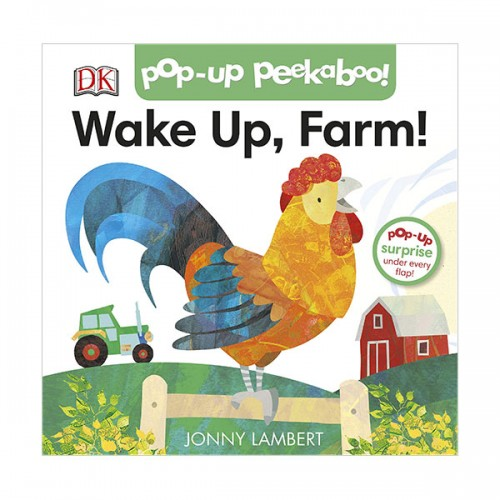 Jonny Lambert's Wake Up, Farm!  (Board book, 영국판)