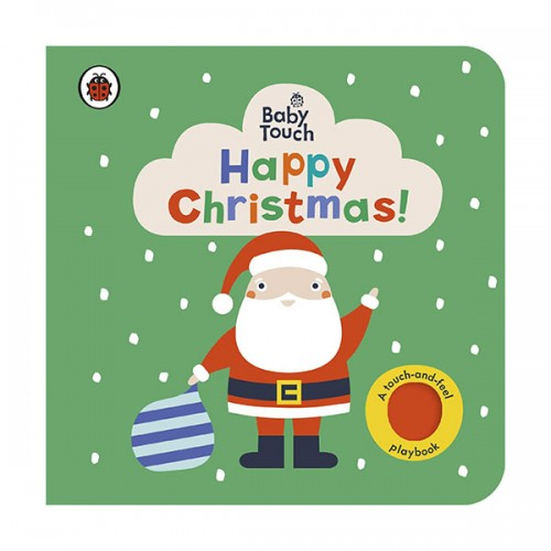Baby Touch : Happy Christmas! (Board book, 영국판)