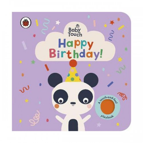 Baby Touch : Happy Birthday! (Board book, 영국판)