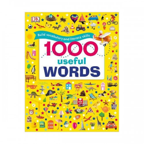 1000 Useful Words : Build Vocabulary and Literacy Skills (Hardcover, 영국판)